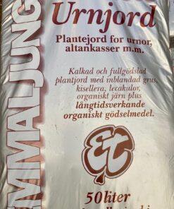 Kalnes Hagesenter * Jord - Emmaljunga urnejord 50 liter