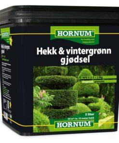 Kalnes Hagesenter * Gjødsel - Hekk og vintergrønn gjødsel